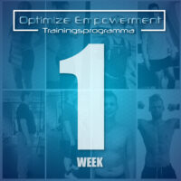 Optimize Empowerment week 1