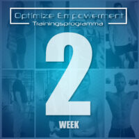 Optimize Empowerment week 2