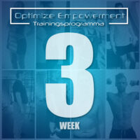Optimize Empowerment week 3