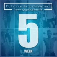 Optimize Empowerment week 5