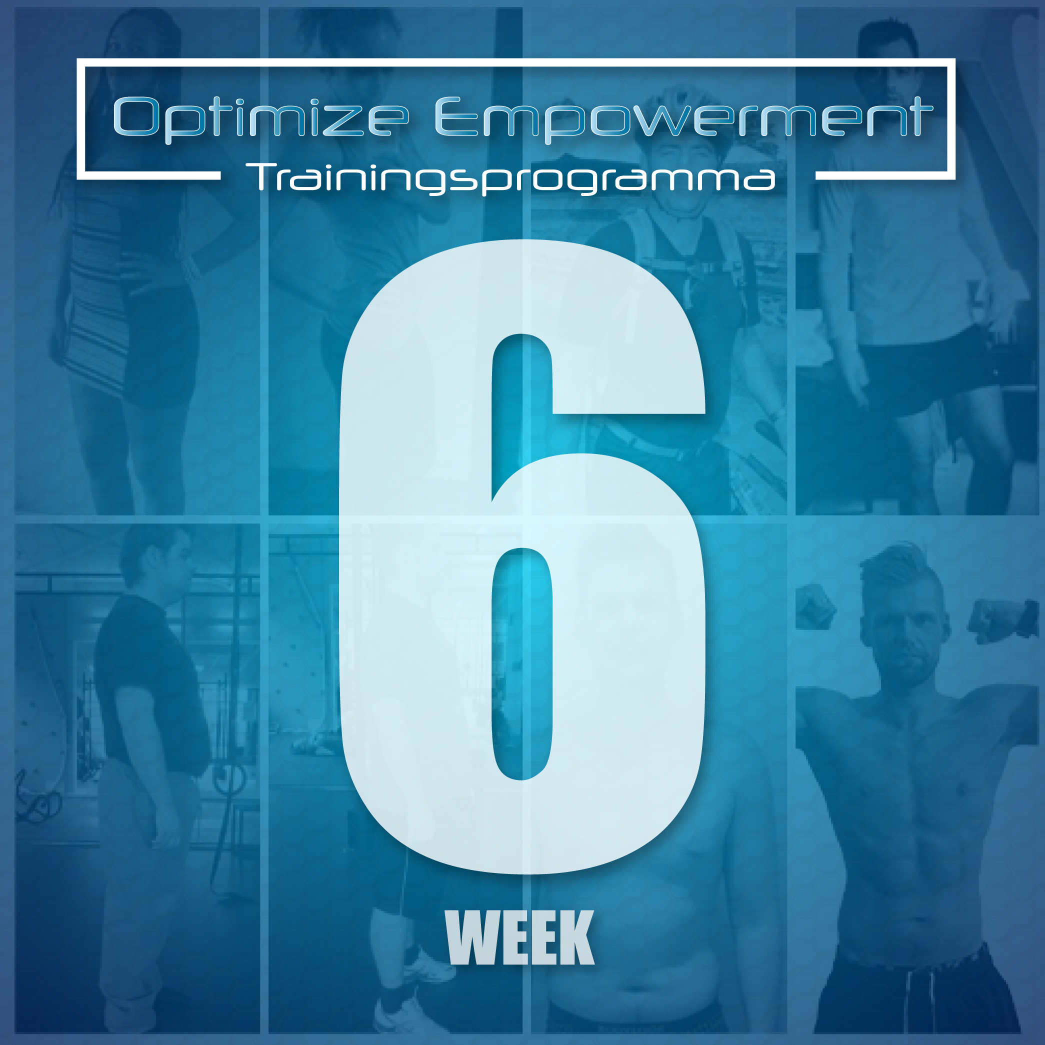 Optimize Empowerment week 6