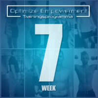 Optimize Empowerment week 7