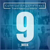 Optimize Empowerment week 9