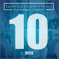 Optimize Empowerment week 10