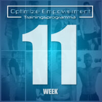 Optimize Empowerment week 11