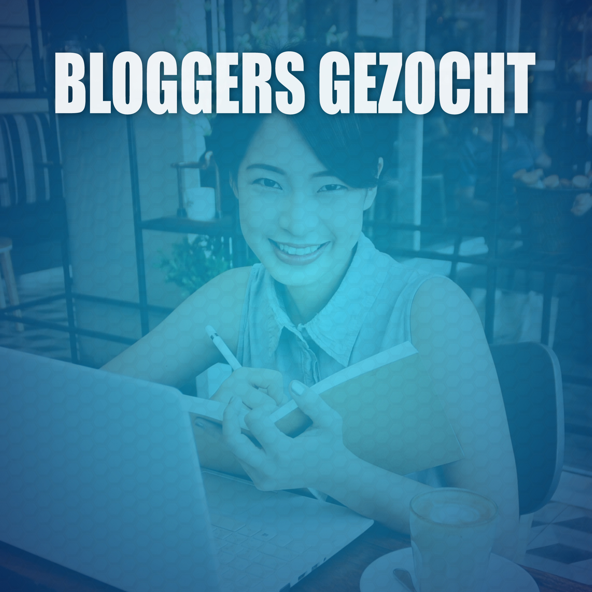 Bloggers gezocht - Designed by Chevanon