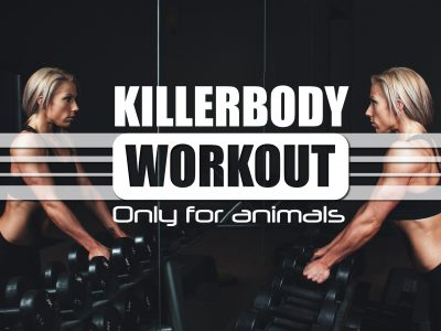 Killerbody Workout – Only for animals