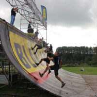 On Your Marks - Obstacle run halfpijp
